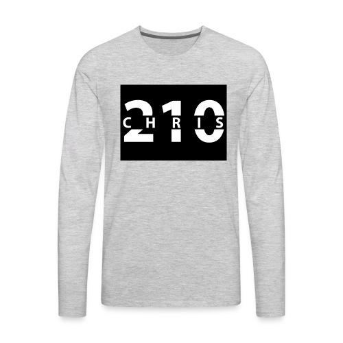 Chris_210 - Men's Premium Long Sleeve T-Shirt