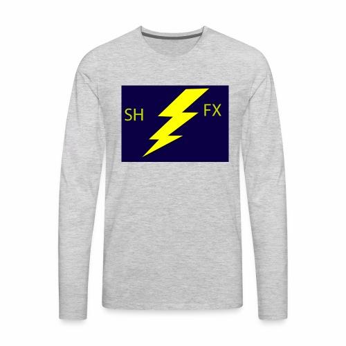 nnnnnn - Men's Premium Long Sleeve T-Shirt