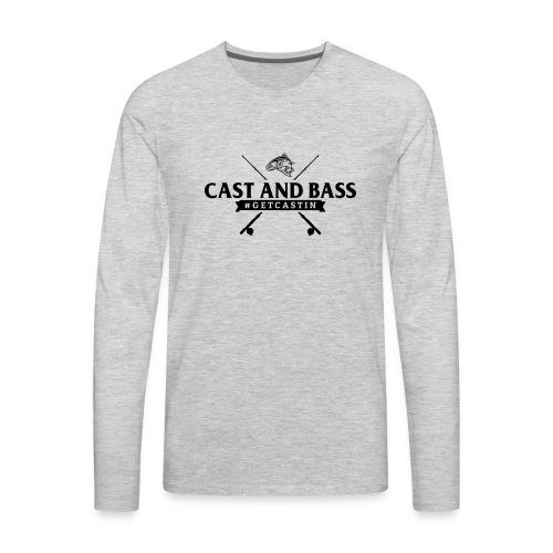 Cast and Bass - Men's Premium Long Sleeve T-Shirt