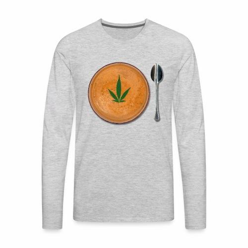 Soup Du Jour - Men's Premium Long Sleeve T-Shirt