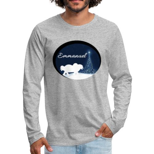 Emmanuel - Men's Premium Long Sleeve T-Shirt