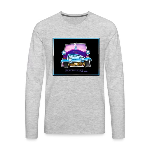 jumper - Men's Premium Long Sleeve T-Shirt