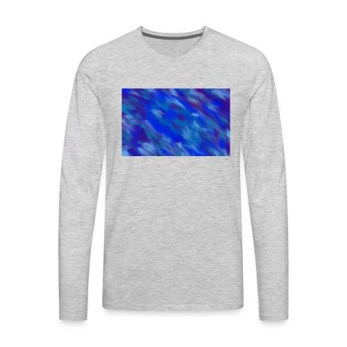 Colourful Design - Men's Premium Long Sleeve T-Shirt