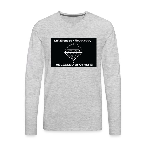 Brothers - Men's Premium Long Sleeve T-Shirt
