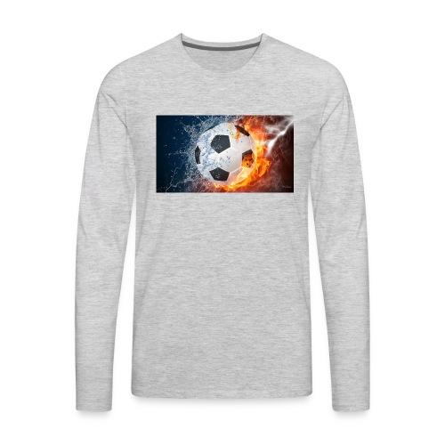 UNNROYAL SAVAGE - Men's Premium Long Sleeve T-Shirt