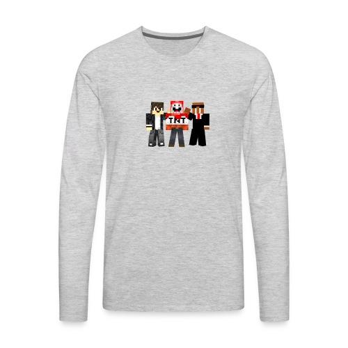 3 Amigos - Men's Premium Long Sleeve T-Shirt