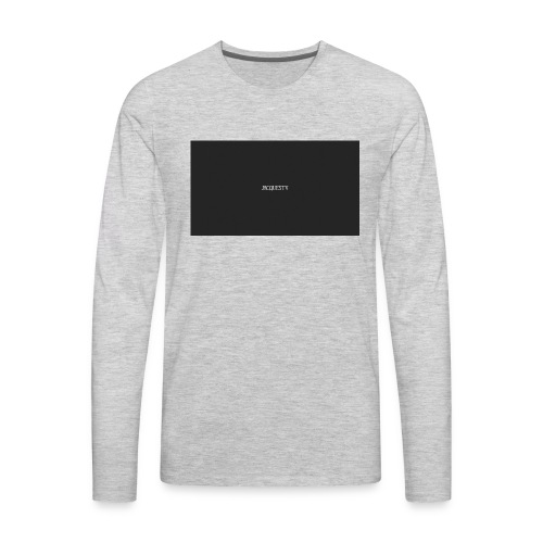 JACQUESTV - Men's Premium Long Sleeve T-Shirt