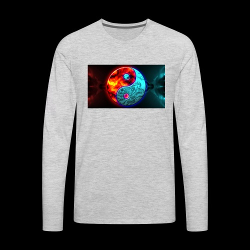 Master Of Chi - Men's Premium Long Sleeve T-Shirt