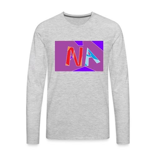 natlex merch 1 - Men's Premium Long Sleeve T-Shirt