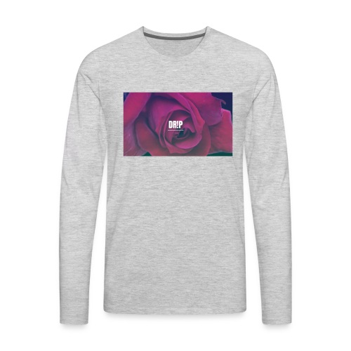 DR!P co. - Men's Premium Long Sleeve T-Shirt