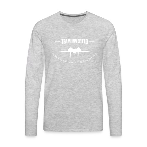 Team Inverted - Men's Premium Long Sleeve T-Shirt