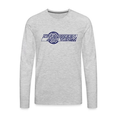 EHS MTB LOGO - Men's Premium Long Sleeve T-Shirt