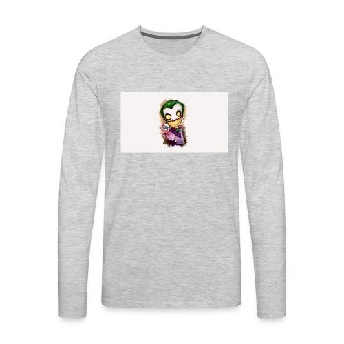 Joker game cheater - Phone cases - Men's Premium Long Sleeve T-Shirt