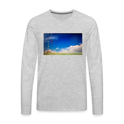 designer hdươngniê - Men's Premium Long Sleeve T-Shirt