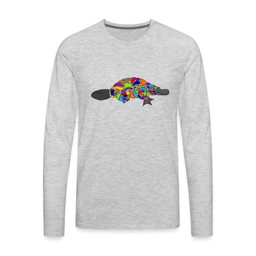 Platypus - Men's Premium Long Sleeve T-Shirt