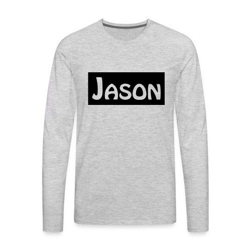 First Merchandise - Men's Premium Long Sleeve T-Shirt