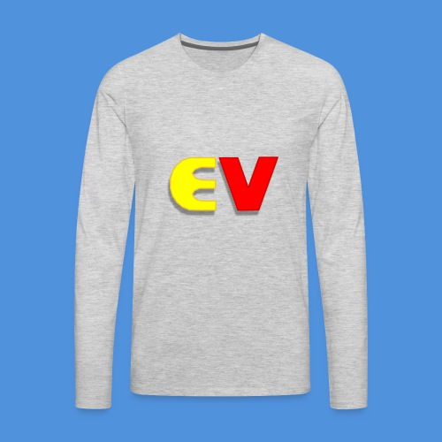 Entoro Vace Logo - Men's Premium Long Sleeve T-Shirt