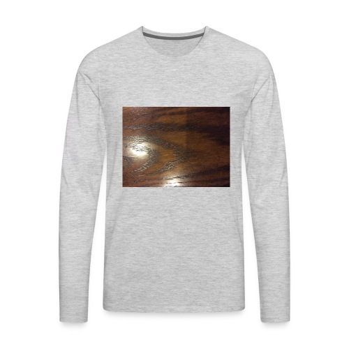 Rough Oak - Men's Premium Long Sleeve T-Shirt