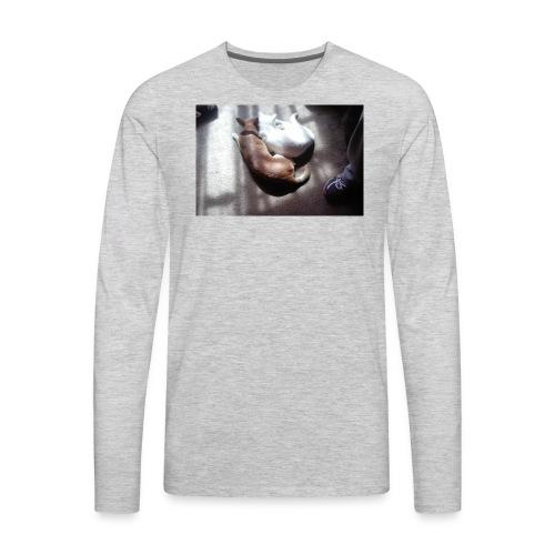 Best friends - Men's Premium Long Sleeve T-Shirt