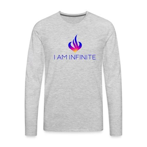 I Am Infinite - Men's Premium Long Sleeve T-Shirt