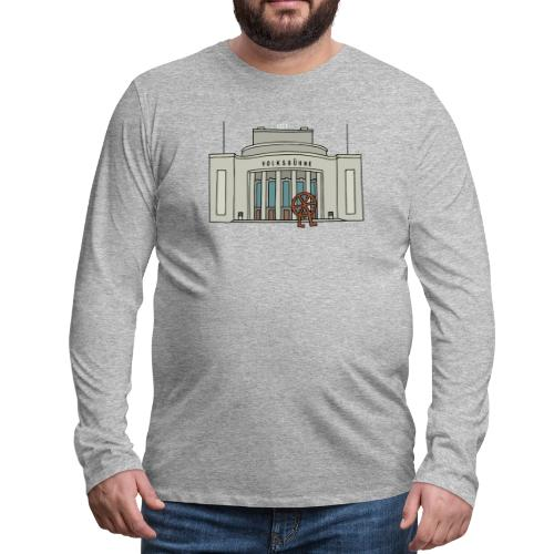 Volksbühne Berlin - Men's Premium Long Sleeve T-Shirt