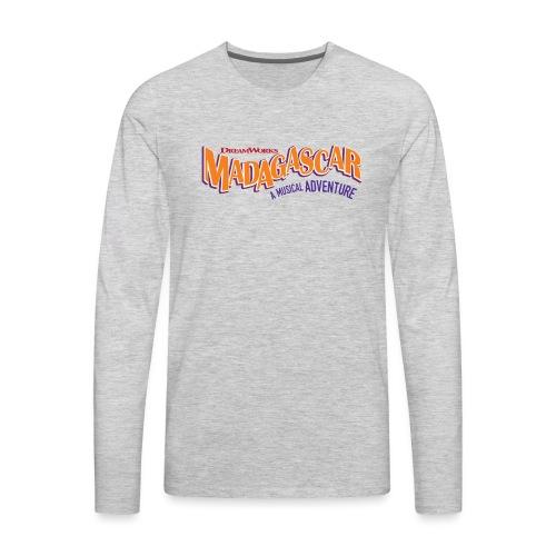 Madagascar: A Musical Adventure - Men's Premium Long Sleeve T-Shirt