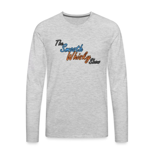 The Smooth Whisky Show - Men's Premium Long Sleeve T-Shirt