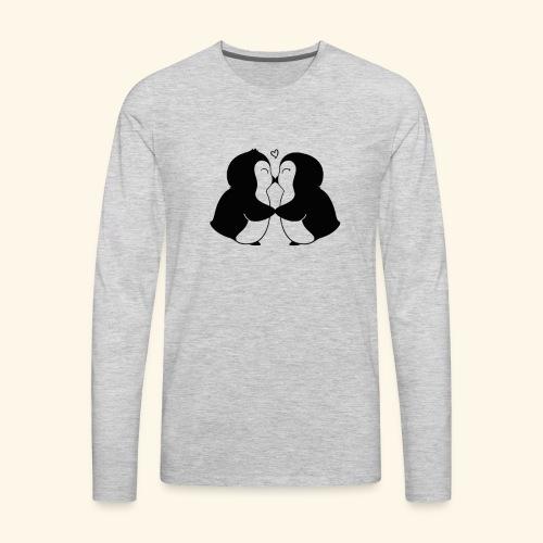 In Love Tee - Men's Premium Long Sleeve T-Shirt
