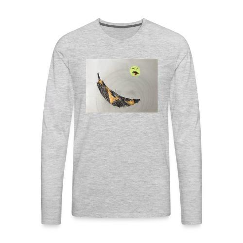 Bad Banana - Men's Premium Long Sleeve T-Shirt