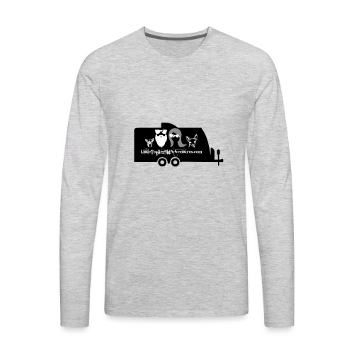LTBA Trailer - Men's Premium Long Sleeve T-Shirt