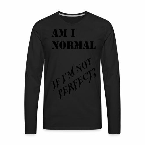 Misfit - Men's Premium Long Sleeve T-Shirt