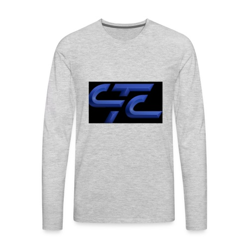 4CA47E3D 2855 4CA9 A4B9 569FE87CE8AF - Men's Premium Long Sleeve T-Shirt