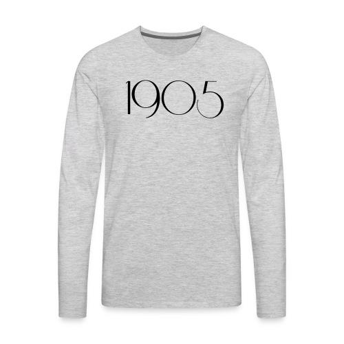 1905 - Men's Premium Long Sleeve T-Shirt