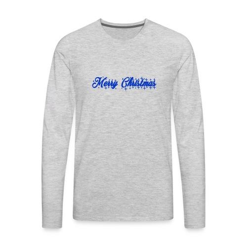 Christmas Design - Men's Premium Long Sleeve T-Shirt