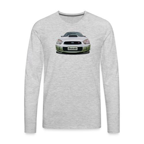 Subaru WRX Second Generation - Men's Premium Long Sleeve T-Shirt