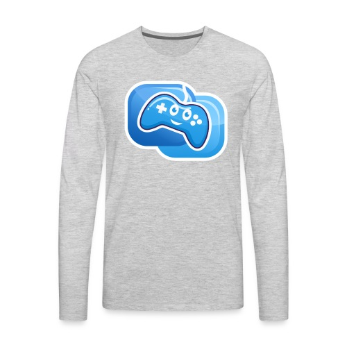 JP the Controller - Men's Premium Long Sleeve T-Shirt