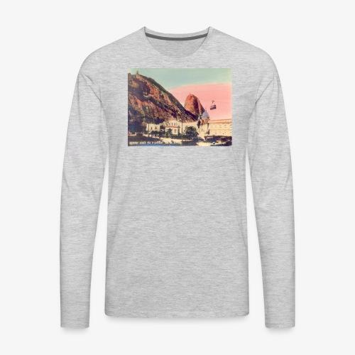 Sugarloaf Rio de Janeiro - Men's Premium Long Sleeve T-Shirt