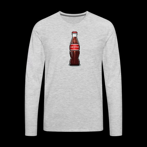 HOTH SODA - Men's Premium Long Sleeve T-Shirt
