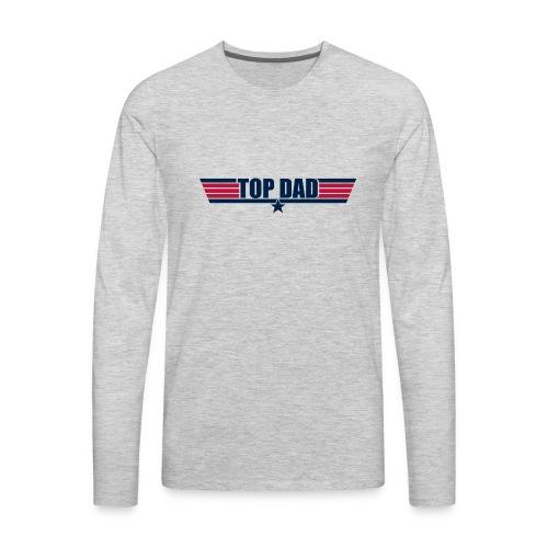 Top Dad - Men's Premium Long Sleeve T-Shirt