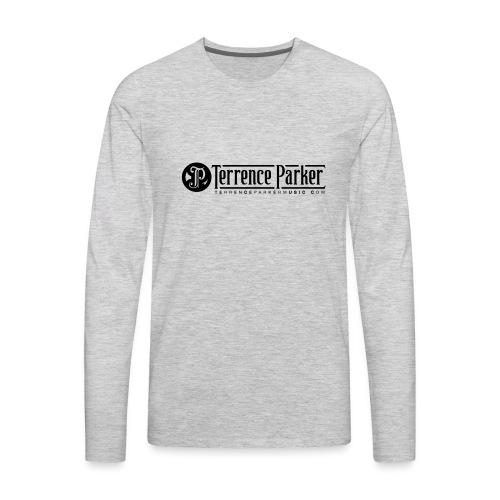 TERRENCE PARKER LOGO - Men's Premium Long Sleeve T-Shirt