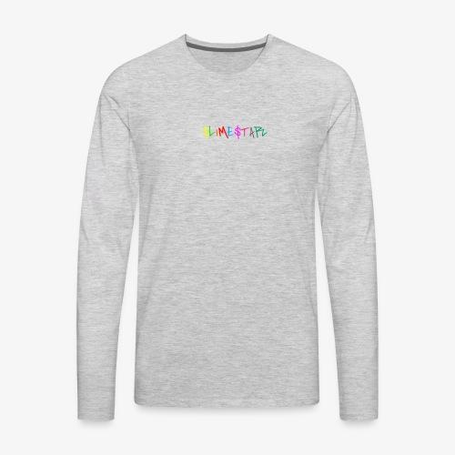 Slime Star Clothing - Men's Premium Long Sleeve T-Shirt
