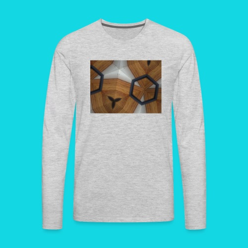 Kaleidoscope - Men's Premium Long Sleeve T-Shirt