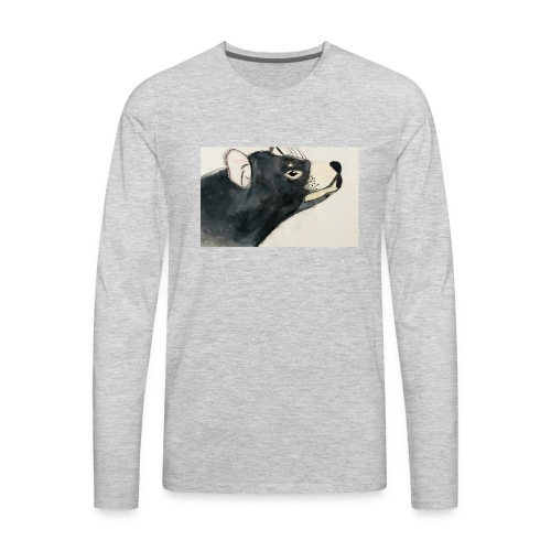 Tasmanian Devil - Men's Premium Long Sleeve T-Shirt