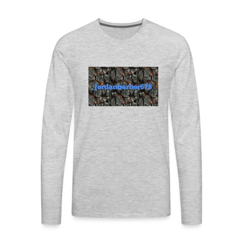 Thumbnail 15434268041427th - Men's Premium Long Sleeve T-Shirt