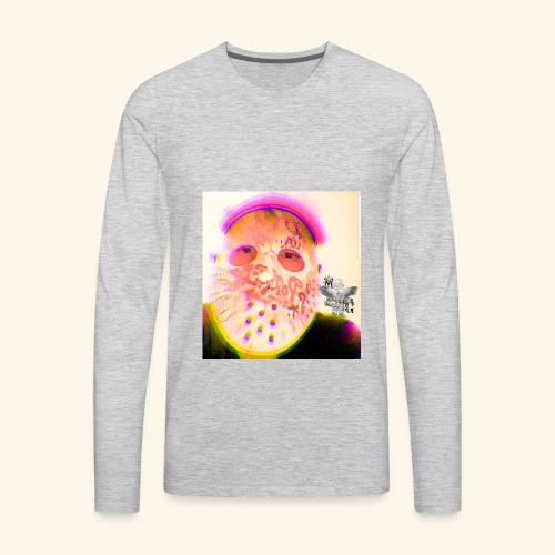 Mask on - Men's Premium Long Sleeve T-Shirt