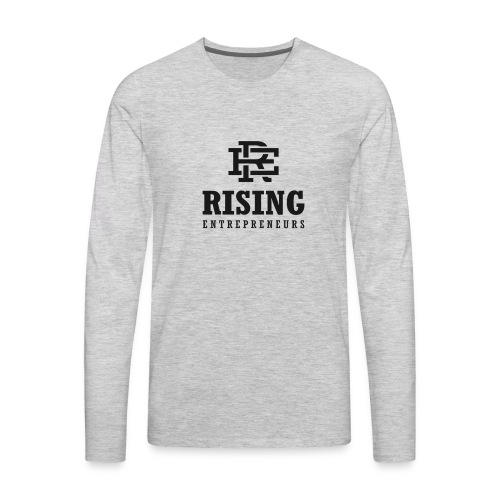 Rising Entrepreneurs - Men's Premium Long Sleeve T-Shirt