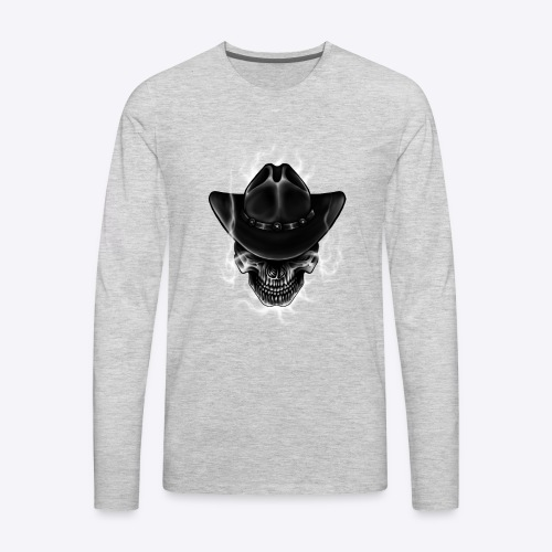 Justice - Men's Premium Long Sleeve T-Shirt