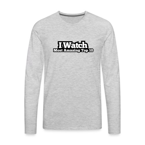 @clouted - Men's Premium Long Sleeve T-Shirt