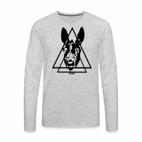 Donkey. - Men's Premium Long Sleeve T-Shirt