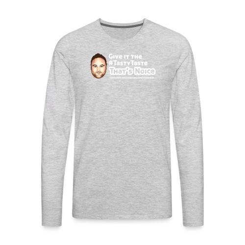 Tasty Taste - Men's Premium Long Sleeve T-Shirt
